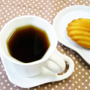 ラブタイムカフェ。チョコレートココナッツのカフェインレスコーヒー