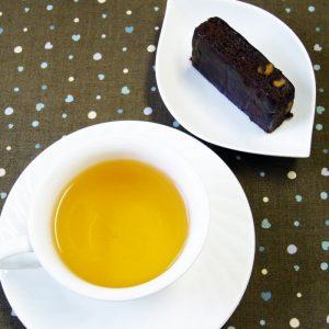 ラブタイムカフェ。アールグレイのカフェインレス紅茶(フレーバーティー)