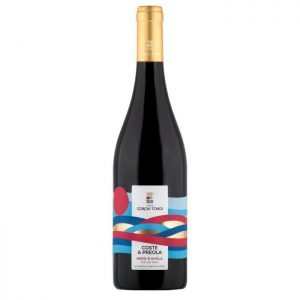 テヌータ ゴルギ トンディ コステ ア プレオラ ネロ ダーヴォラ 2018(赤ワイン)