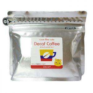 カフェインレスコーヒー(パッケージ)