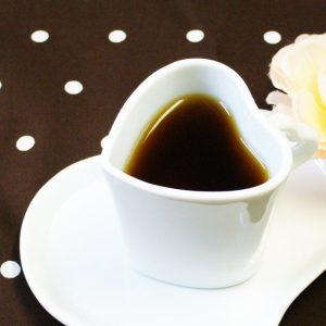 ラブタイムカフェ。ヘーゼルナッツのカフェインレスコーヒー