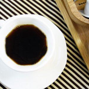 ラブタイムカフェ。フレンチバニラのカフェインレスコーヒー