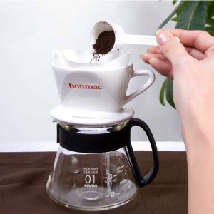 ラブタイムカフェ。コーヒー淹れ方2