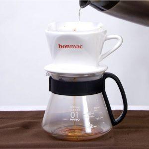ラブタイムカフェ。コーヒー淹れ方4