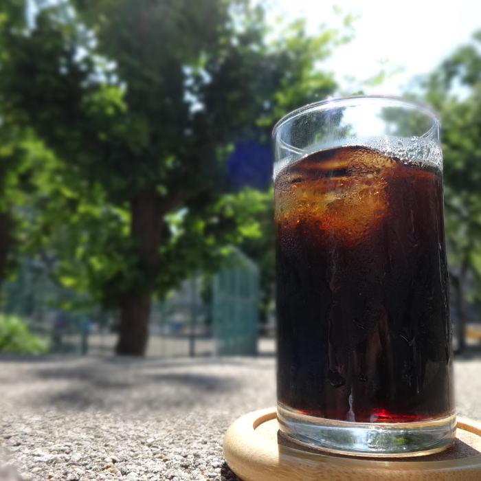 ラブタイムカフェ。水出しカフェインレスコーヒーイメージ