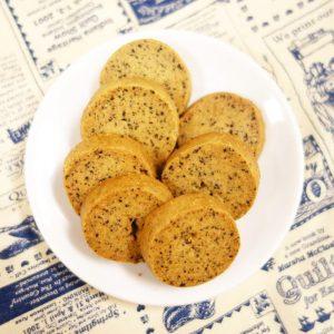 ラブタイムカフェ。キャラメルコーヒーのクッキー