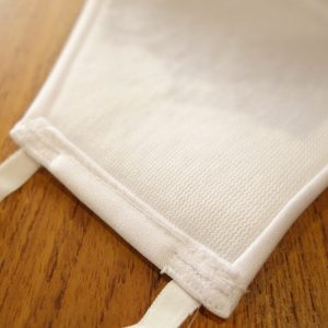補正下着縫製メーカーの熟練技術者がつくる立体4層構造マスク