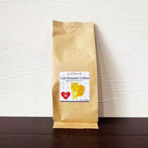水出しカフェインレスコーヒー(ヘーゼルナッツ)