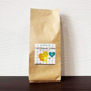 水出しカフェインレスコーヒー(キャラメル)