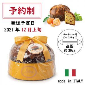 【10】パネットーネ マンダリーノ マグナム 3kg